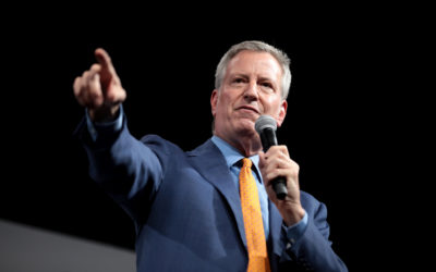NYC Mayor Bill De Blasio Threatens To Permanently Close Places of Worship That Don't Comply With Social Distancing Guidelines