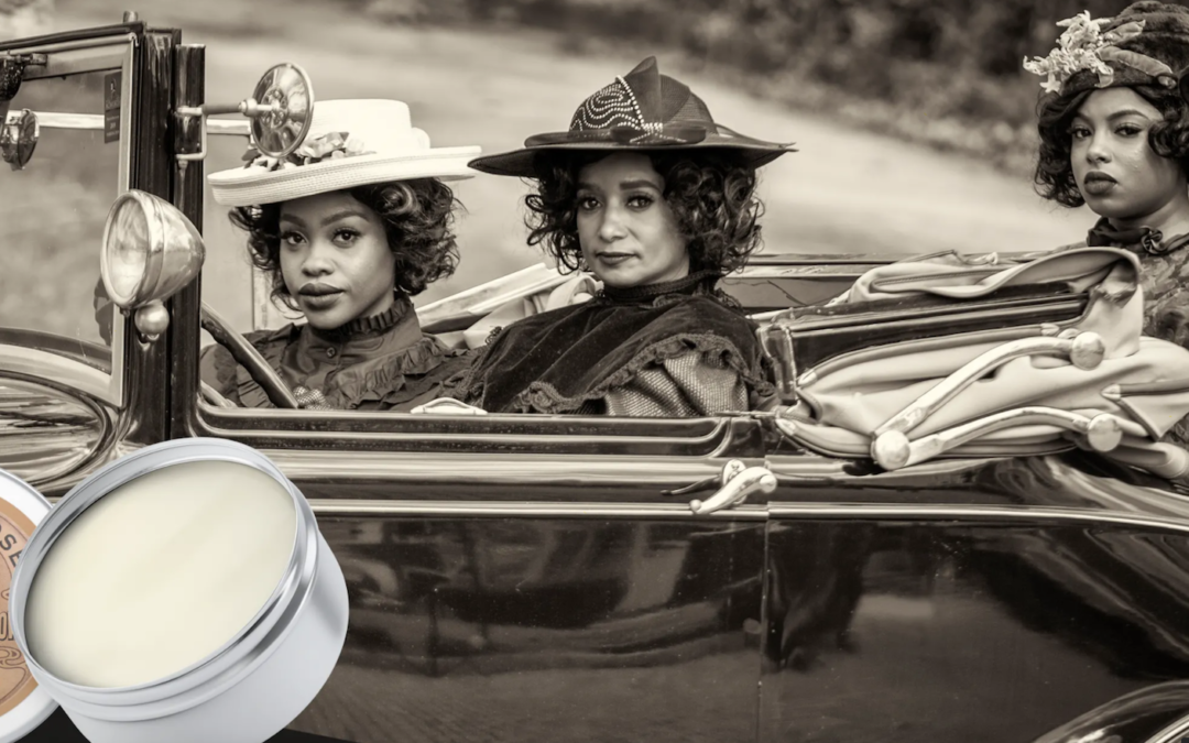 Camille Rose Pays Homage to Madam C.J. Walker by Recreating Her First-Ever Product