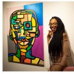 Kiana Calder The Unapologetic Art Expo