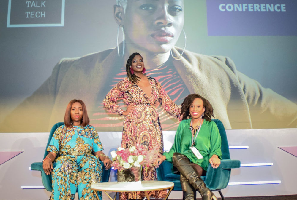 Black Women Founders Share Business Tips and Big Announcements at the Black Women Talk Tech Conference