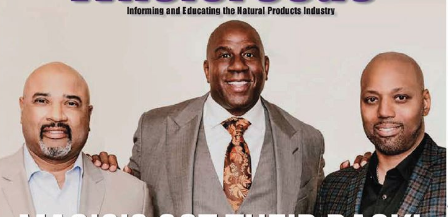 Magic Johnson Invests in Black-Owned Plant-Based Immune System Boosting Products
