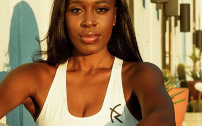 Meet The Woman Entrepreneur Who Launched A Fitness Brand To Honor Her Kenyan Heritage