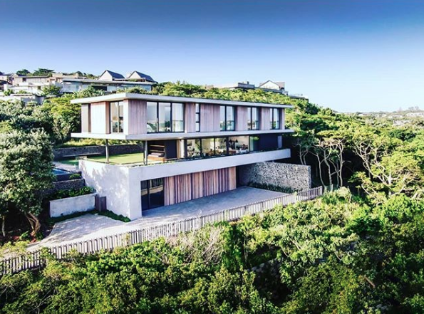 Home in Durban, South Africa