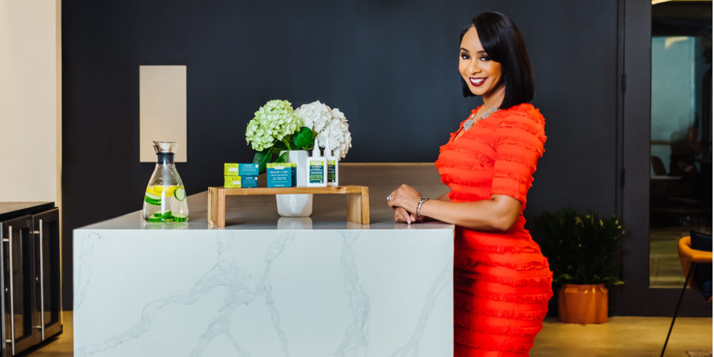 Beauty Entrepreneur Sherell Sampson Lands Major Deal with Target