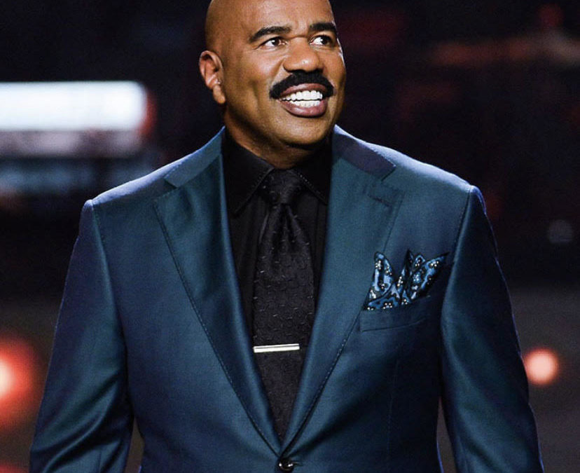 "Steve Harvey Obtains Licensing Rights to Bring ""Family Feud"" to Ghana and South Africa"