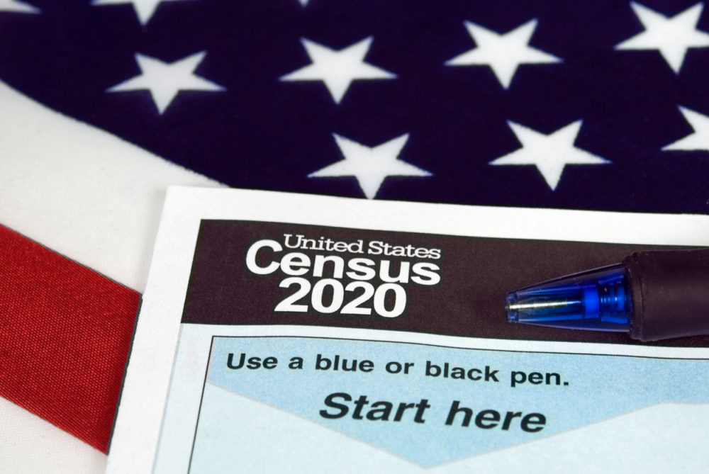 Get counted in the 2020 Census