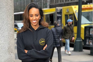 Meet The Woman Behind New York's Only Ethiopian Food Truck