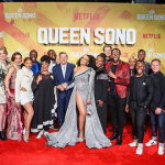 Premiere of Queen Sono in South Africa