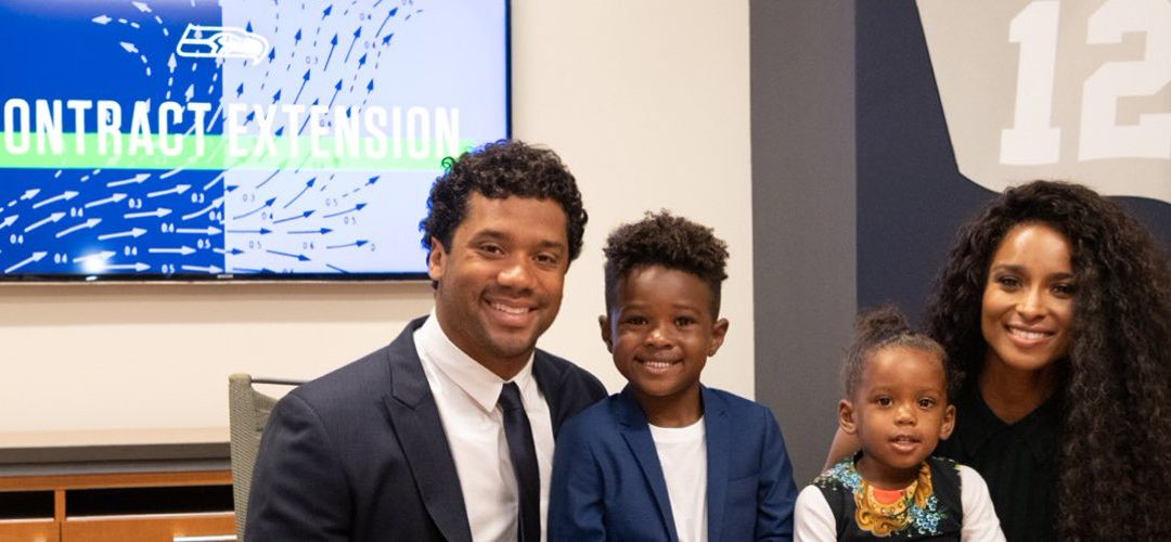 Ciara and Russell Wilson Plan to Donate 1 Million Meals To Assist With Coronavirus Crisis