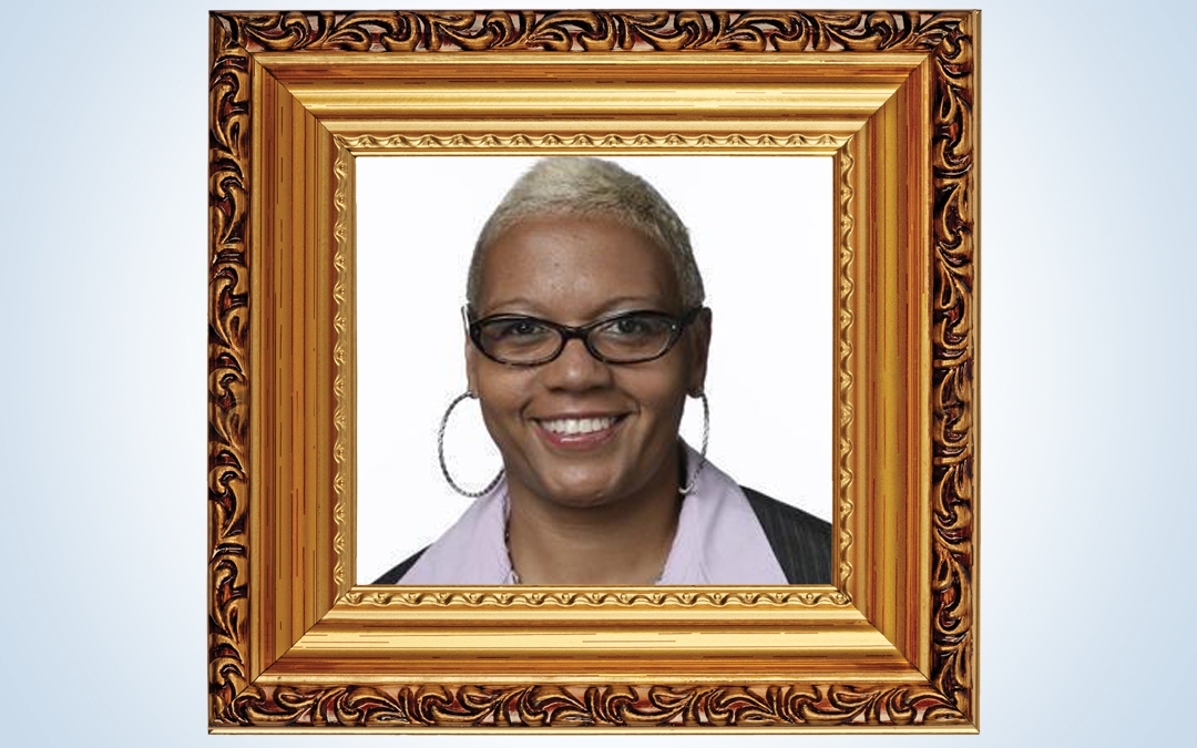 Portraits of Power Cheryl Stallings