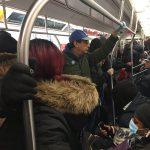 Subway coronavirus