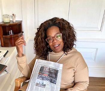 Oprah Winfrey Commits $10 Million in Coronavirus Relief For Americans