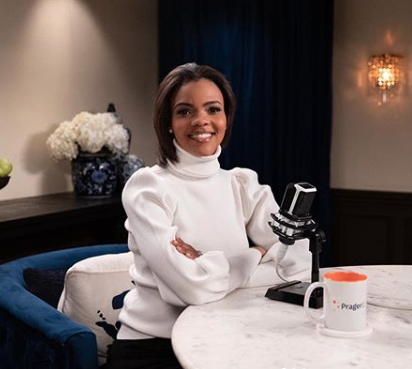 Candace Owens Is Thinking About Running For Office - Black Enterprise
