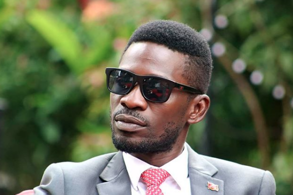 Ugandan politician Bobi Wne