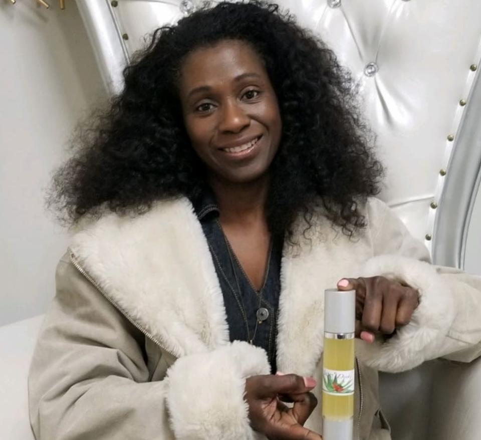 Star Fedd, Owner of Aloe Deeki