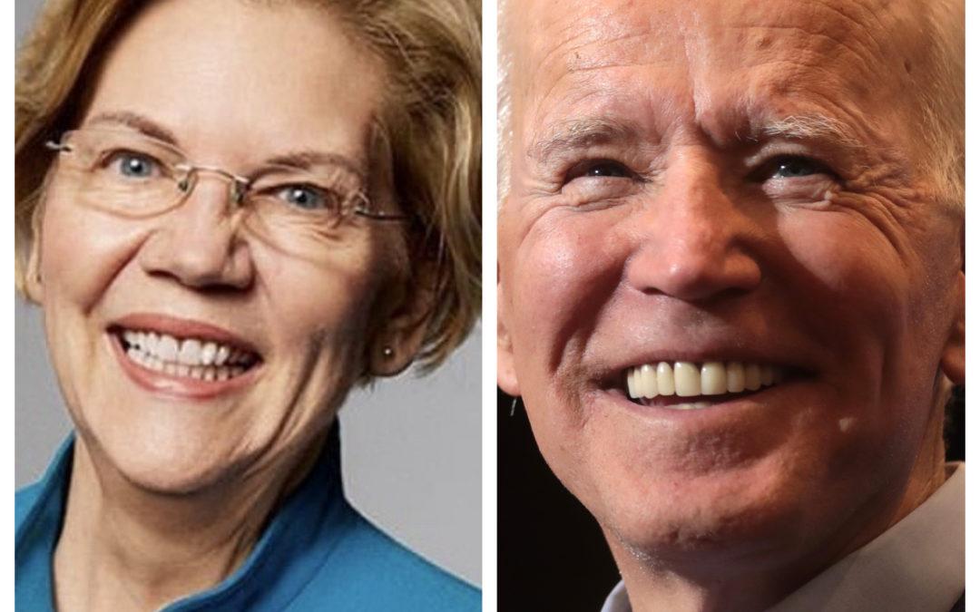 Elizabeth Warren Endorses Joe Biden