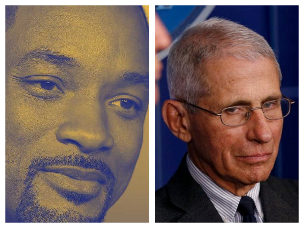 Dr. Fauci/Will Smith