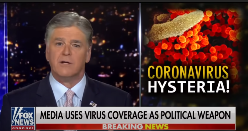Fox News Sued For Claiming COVID-19 Pandemic is a 'Hoax'
