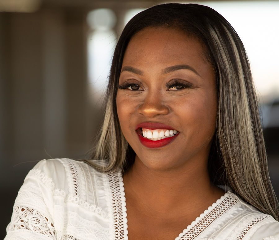 Shontay Lundy, founder of Black Girl Sunscreen