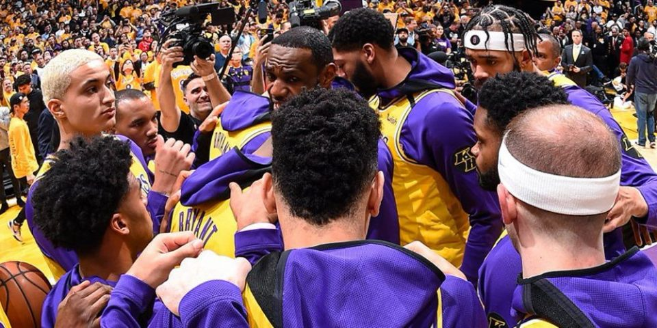 Los Angelese Lakers