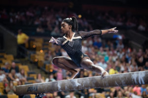 Simone Biles Stands in Solidarity With Olympic Runner Caster Semenya After Controversial Ruling