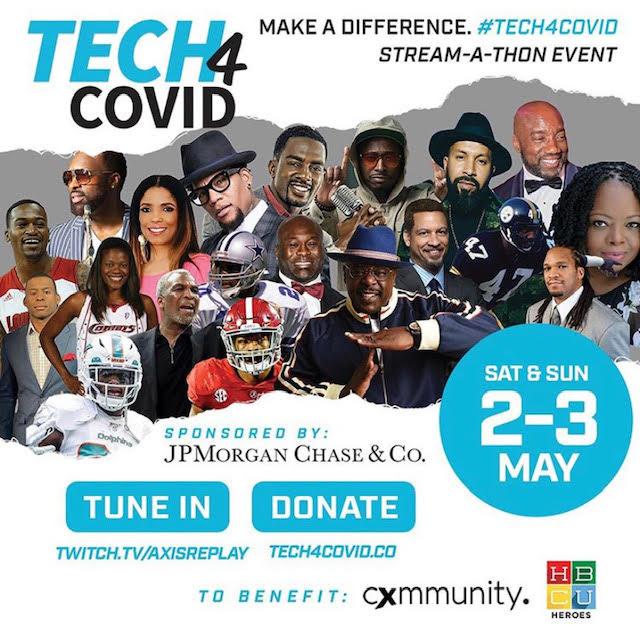 Tech 4 COVID