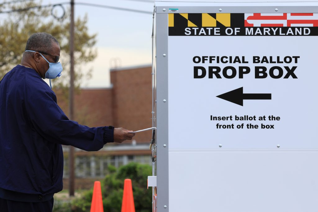 Black Voters Dont Trust Mail Ballot Thats A...