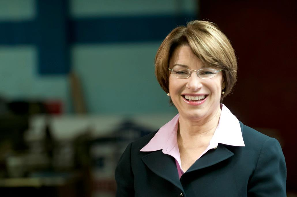 Amy Klobuchar declined to prosecute the officer who killed George Floyd