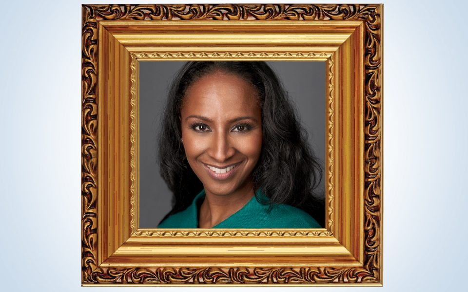 Portraits of Power Aisha Thomas-Petit