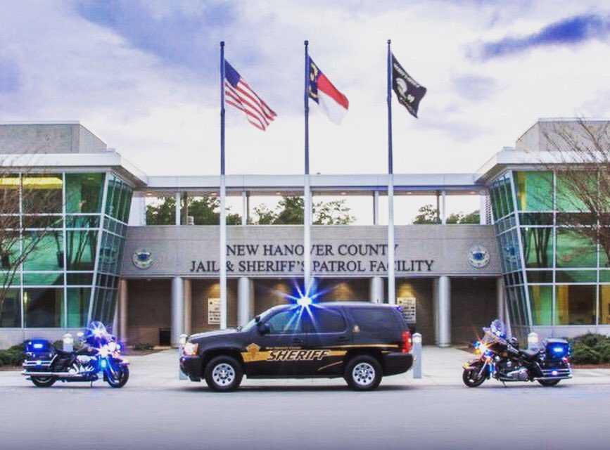North Carolina deputy