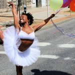 Black Ballerina and Entrepreneur