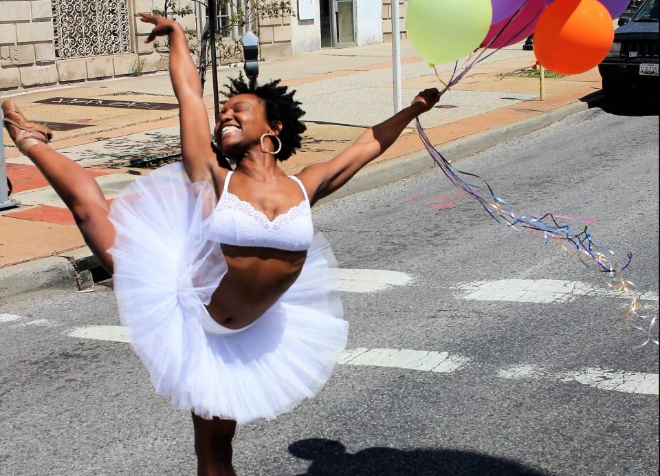 Black Ballerina and Entrepreneur