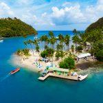 Marigot Bay Saint Lucia
