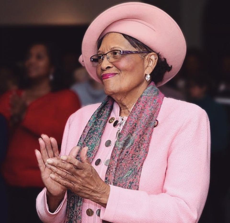 Congresswoman Alma S. Adams