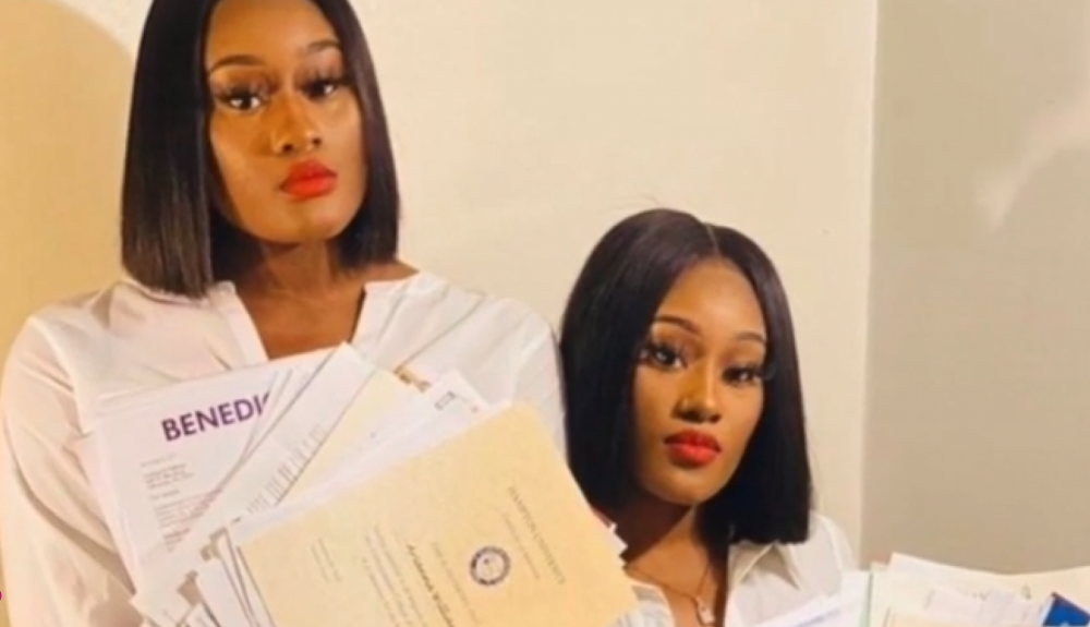 Meet The Identical Twins That Got Accepted Into 37 Colleges Each