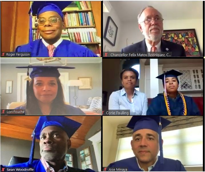 TIAA Virtual Commencement