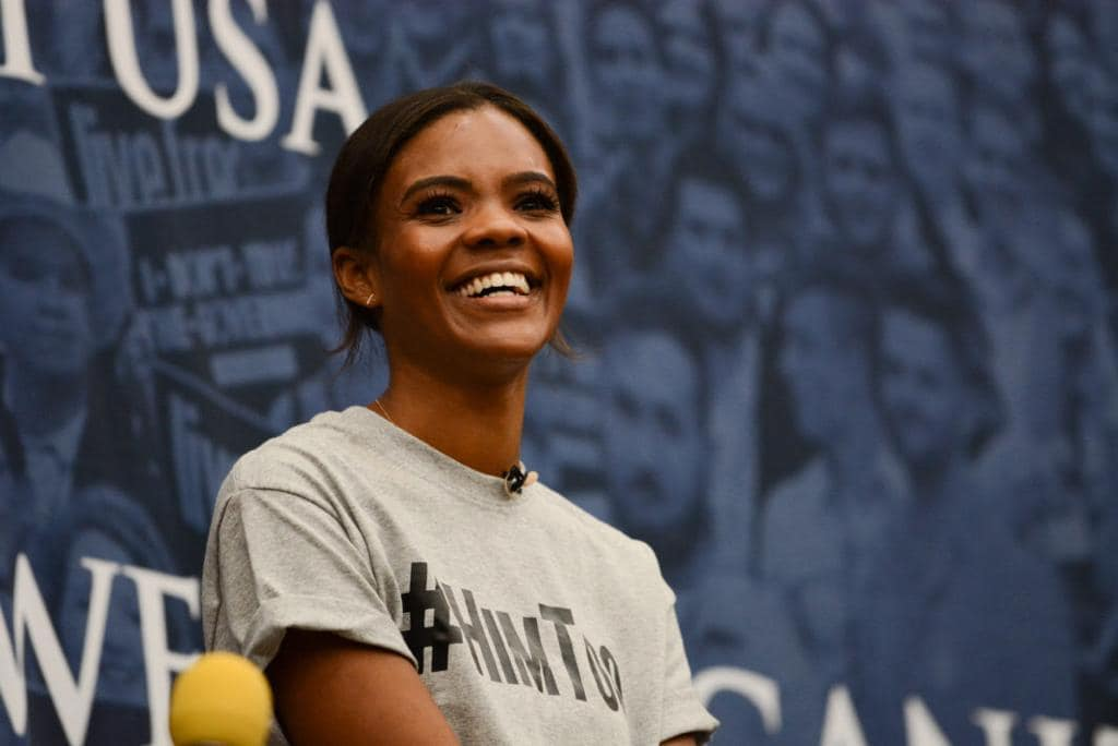 Candace Owens Thinks Juneteenth, The Day Black Slaves Were Freed, Is 'LAME'