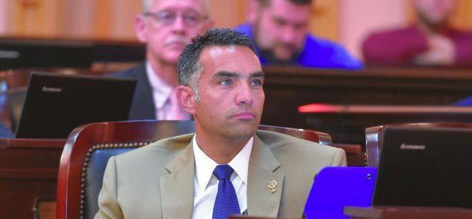 Ohio lawmaker Nino Vitale