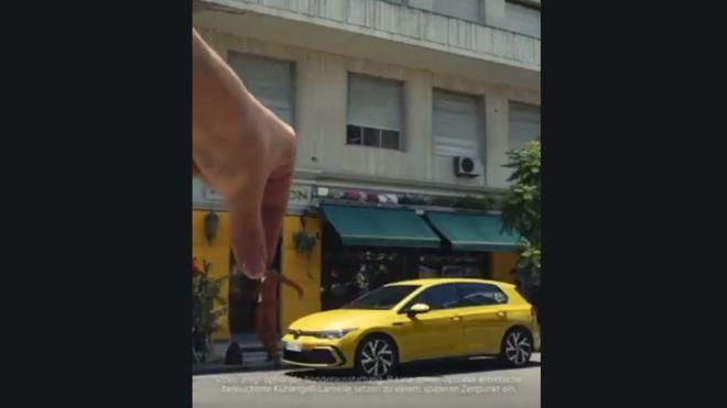 Volkswagen racist ad