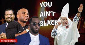 Ice Cube Black Vote