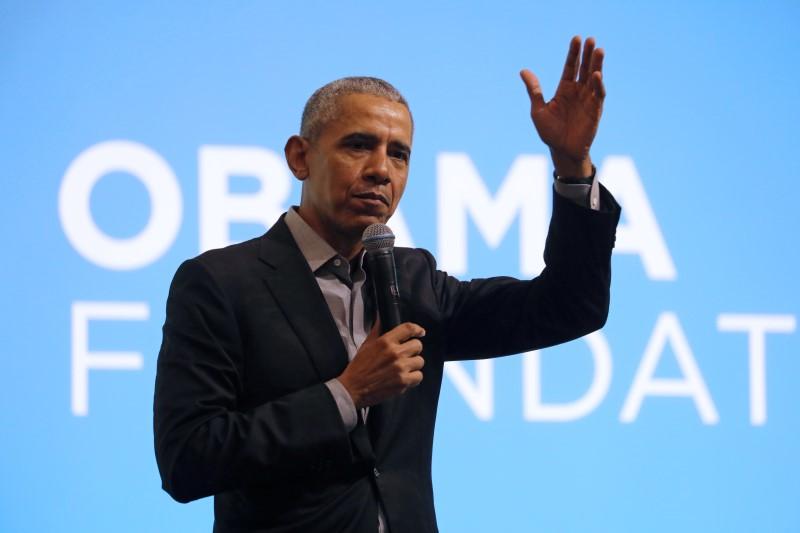Obama memoir