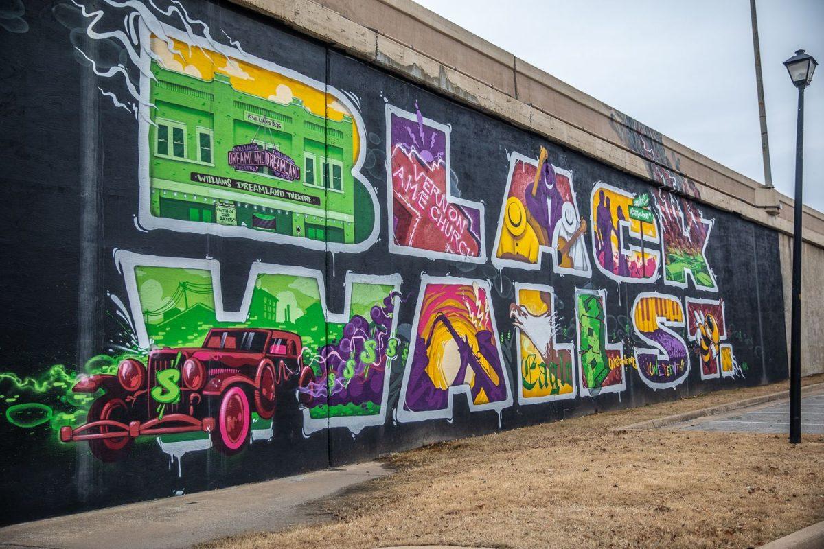Tulsa Residents Want A Say in Bridge Cutting Through Black Wall Street