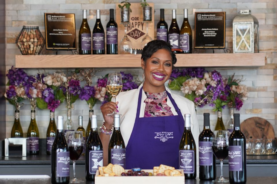 Jenny McDonald Opens Kansas' First Black-Woman Owen Urban Winery