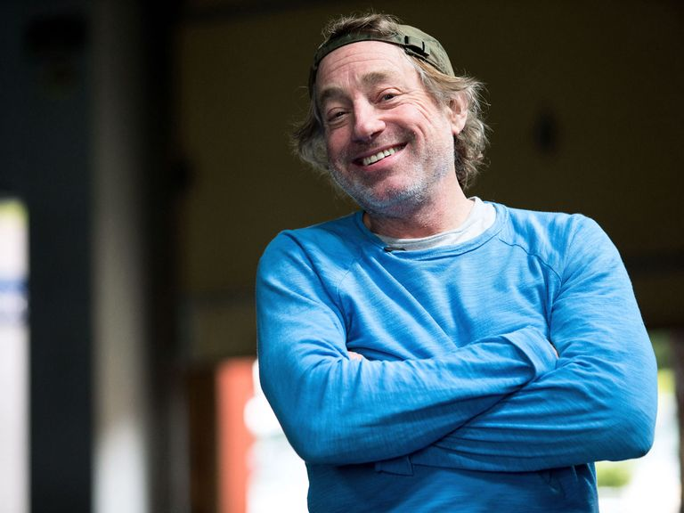 CrossFit CEO Greg Glassman