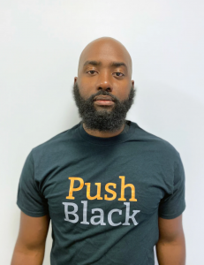 Julian Walker, CEO of Pushblack