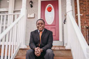 real estate investor Joseph Asamoah