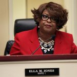 Ferguson Mayor Ella Jones