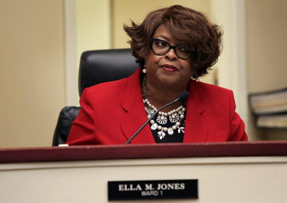 Ferguson Mayor Ella Jones