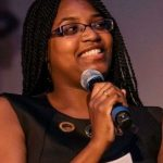 black biologist Lynika Strozier