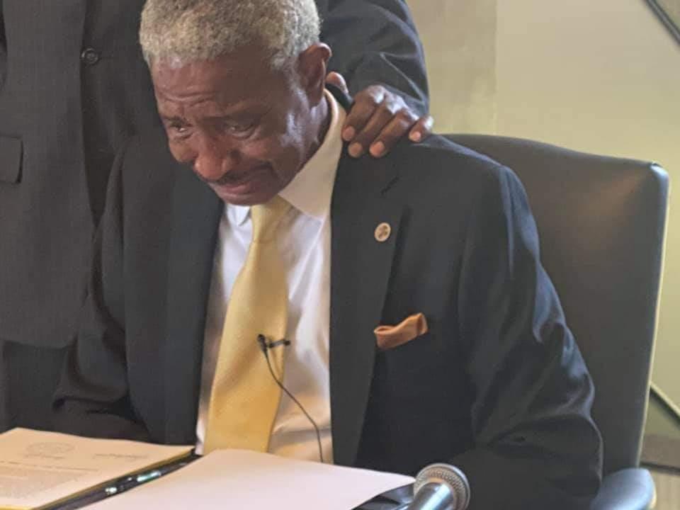 Mississippi Mayor